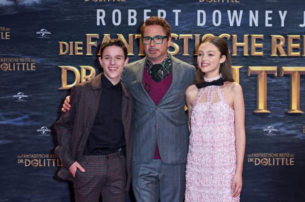 """DEU: """"Die Fantastische Reise Des Dr. Dolittle"""" Premiere In Berlin"""