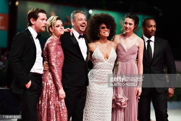 British actor Jack OConnell US actress Kristen Stewart Australian director Benedict Andrews German US actress Zazie Beetz US actress Margaret Qualley...