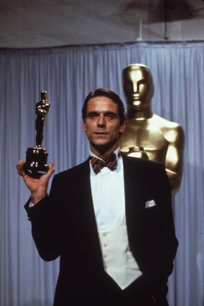 Oscar Winner British Actor
