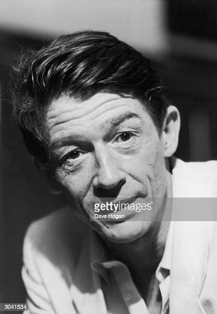 British actor John Hurt circa 1985 His best known films include 'Alien' 'The Elephant Man' and 'Nineteen EightyFour'