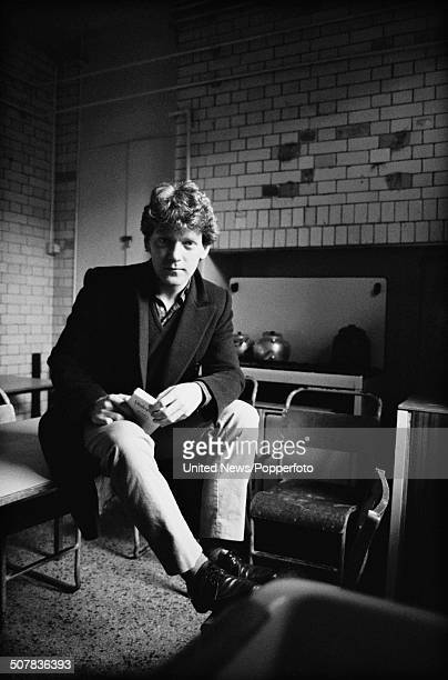 British actor Kenneth Branagh posed in London on 3rd February 1984