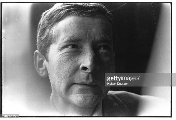 British actor Kenneth Williams noted for his roles in the 'Carry On' movies