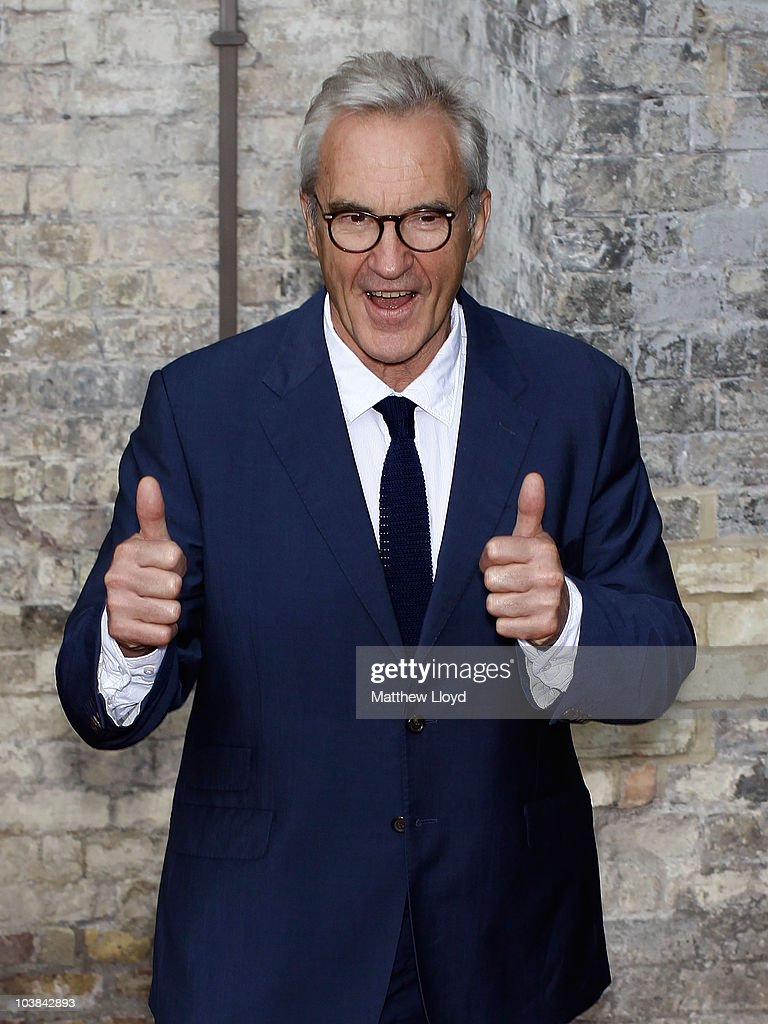 British Actor Larry Lamb arrives at the National Lottery Awards 2010 held at the Camden Roundhouse on September 4, 2010 in London, England. The annual awards are presented to community members and groups for their work in UK Lottery funded projects.