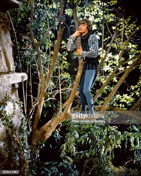 British actor Leonard Whiting as Romeo in 'Romeo And Juliet' directed by Franco Zeffirelli 1968