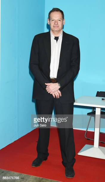 British actor Mark Lester attends the opening day of Tokyo Comic Con at Makuhari Messe on December 1 2017 in Chiba Japan