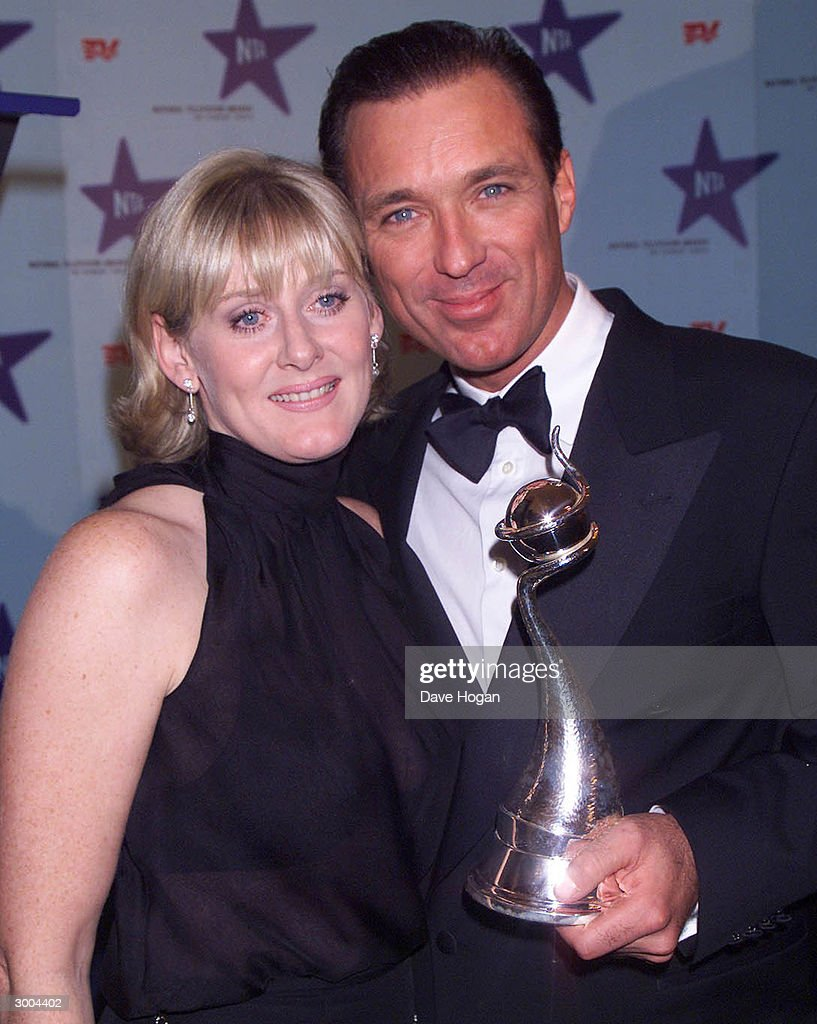 British Actor Martin Kemp And British Actress Sarah Lancashire Who News Photo Getty Images
