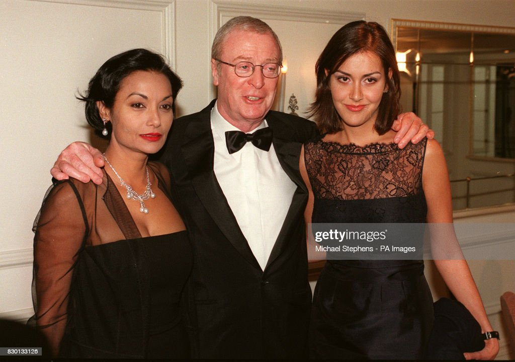 Michael Caine & family : News Photo