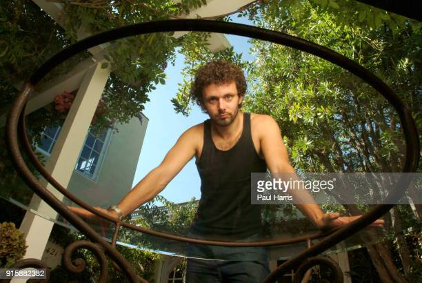 British Actor Michael Sheen the former husband of fellow Brit Kate Beckinsale photographed August 6 2002 in Los Angeles California n