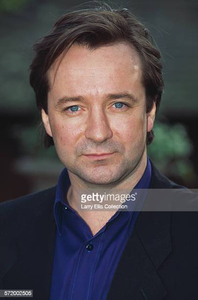 British actor Neil Pearson in a promotional portrait for the British television drama 'Heaven on Earth' 11th February 1998