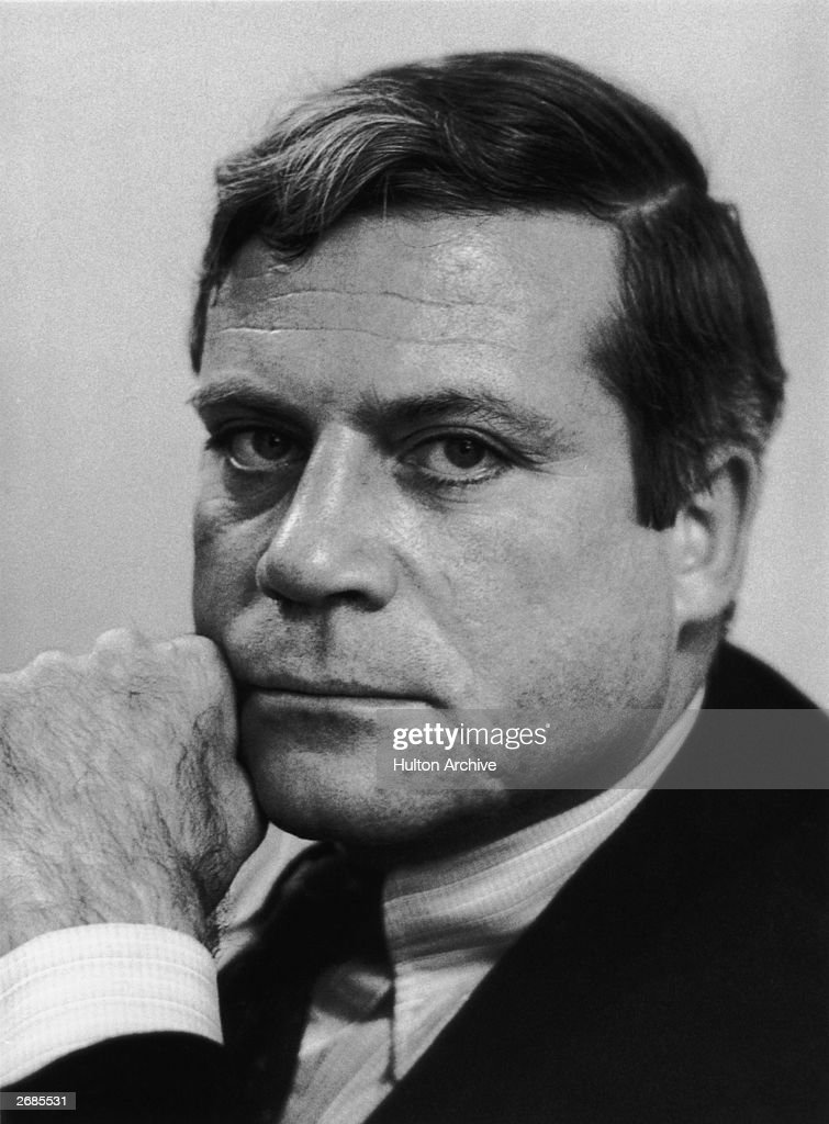 British actor Oliver Reed (1938 - 1999), 23rd October 1979.