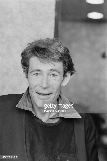 British actor Peter O'Toole , UK, 20th October 1977.