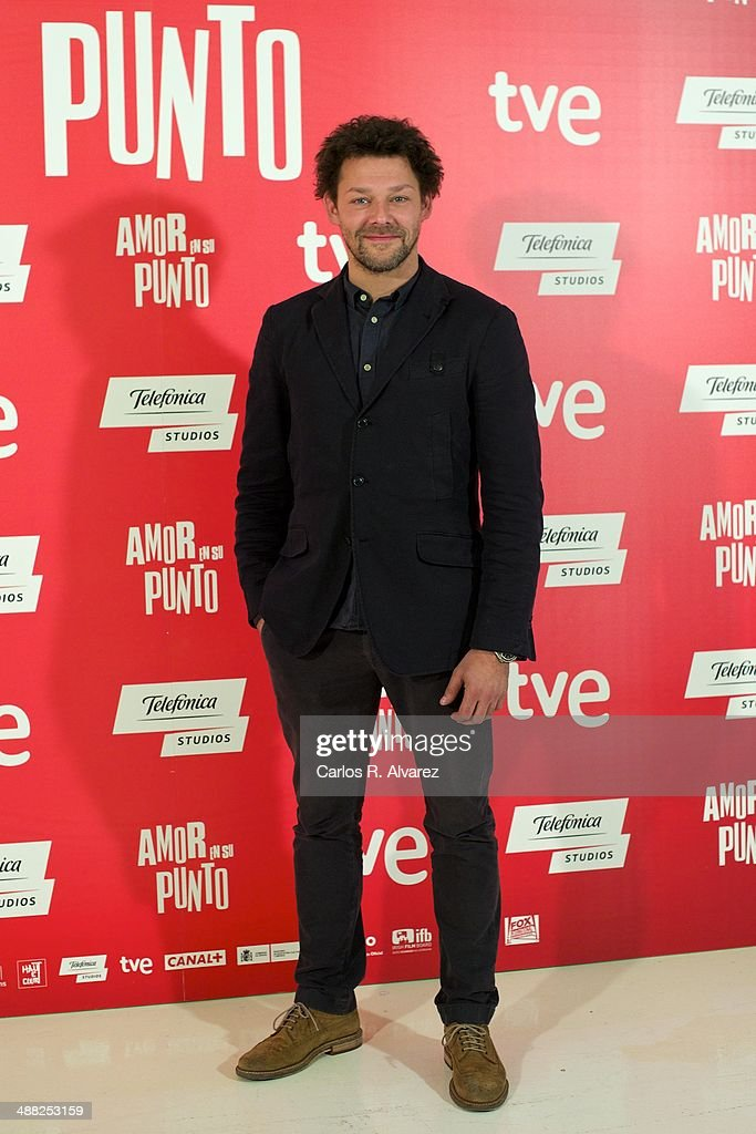 British Actor Richard Coyle Attends The The Food Guide To Love