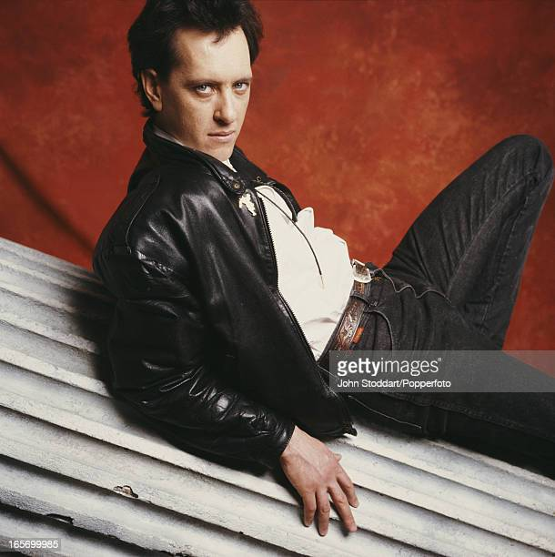 British actor Richard E Grant 1989