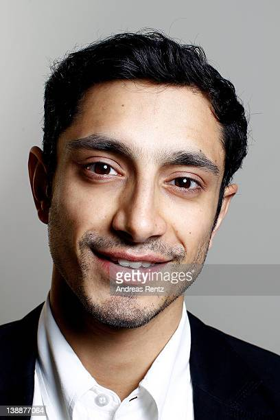 British actor Riz Ahmed attends the Shooting Stars Photocall during day five of the 62nd Berlin International Film Festival at the Sony Center on...