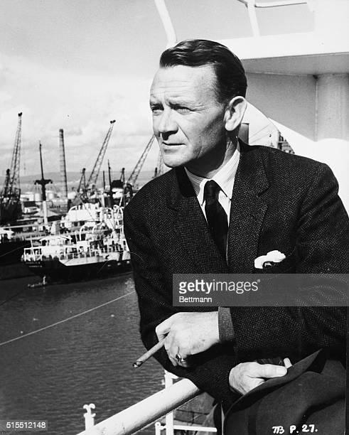 British actor Sir John Mills Undated Photograph