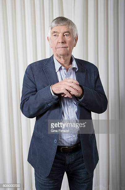 British actor Tom Courtenay is photographed for Los Angeles Times on November 12 2015 in Los Angeles California PUBLISHED IMAGE CREDIT MUST READ...
