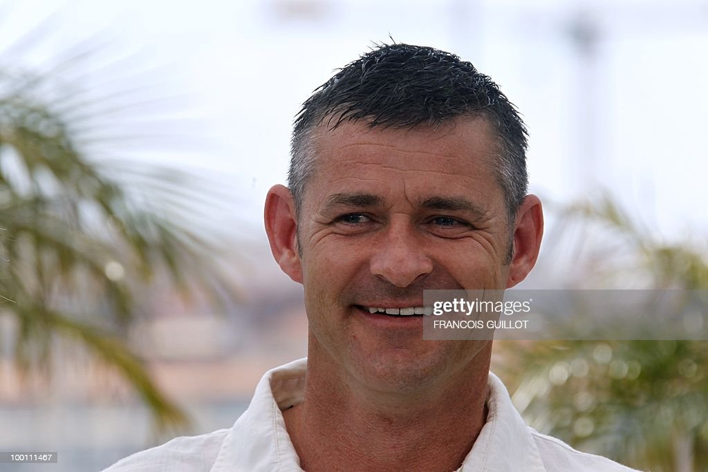 British actor Trevor Williams poses during the photocall 'Route Irish' presented in competition at the 63rd Cannes Film Festival on May 21, 2010 in Cannes.