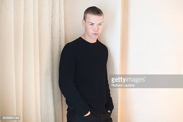 TORONTO ON NOVEMBER 30 British actor Will Poulter was in Toronto promoting his new film The Revenant He is seen in the RitzCarlton hotel