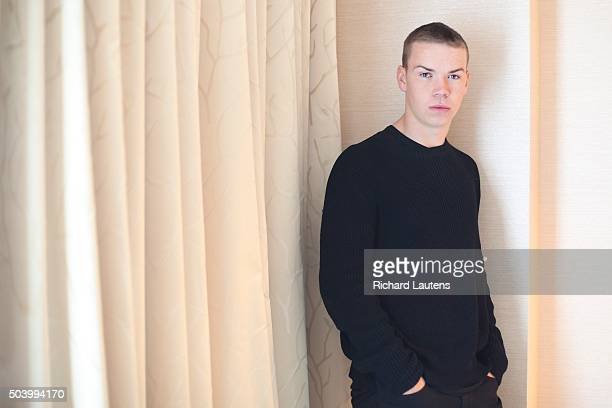 British actor Will Poulter was in Toronto promoting his new film, The Revenant. He is seen in the Ritz-Carlton hotel.