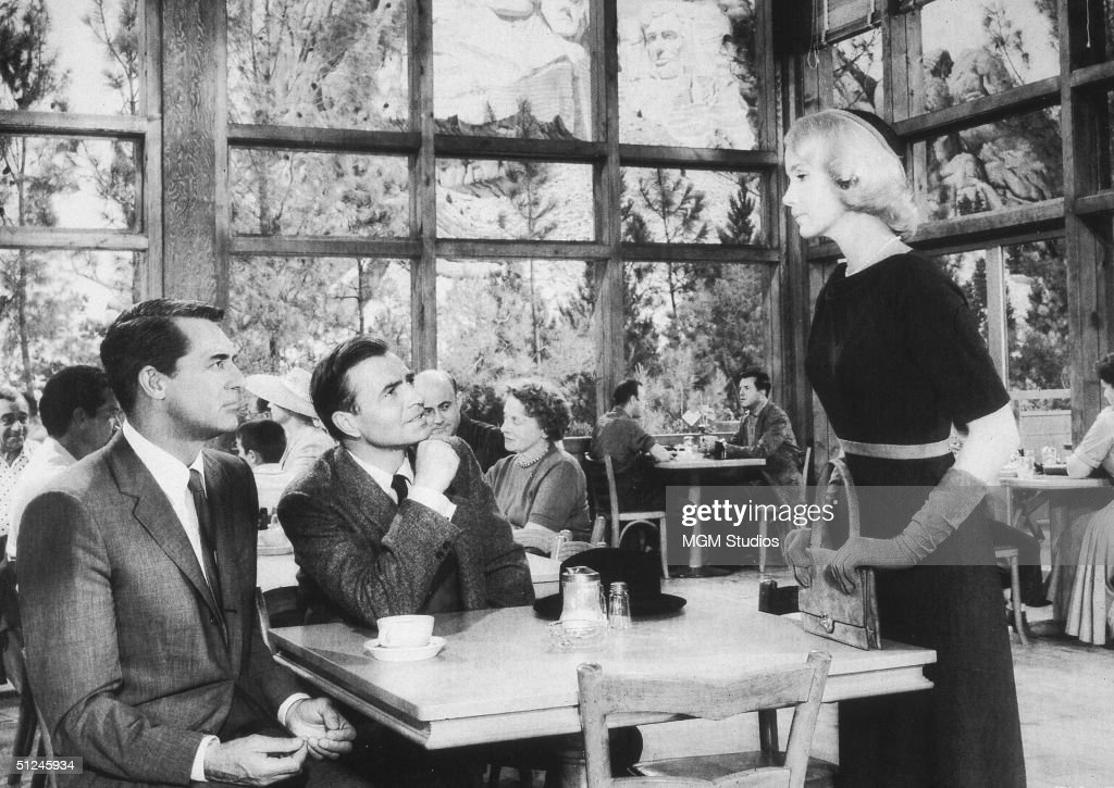 Rushmore Cafe Scene : News Photo