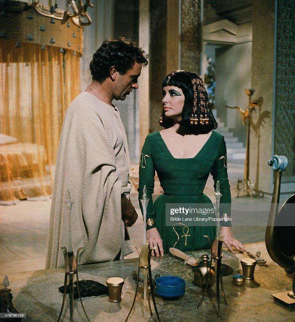 Cleopatra : News Photo