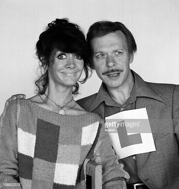 British Actress Amanda Barrie and Brian Murphy Stars of the BBC TV series 'L for Lester'