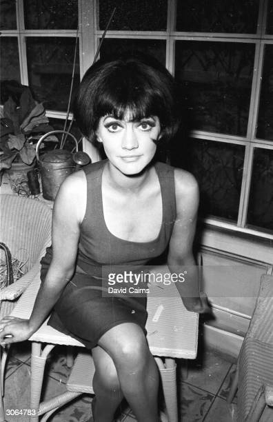 British actress Amanda Barrie plays Cleopatra in the comedy 'Carry On Cleo' and Alma Sedgwick/Baldwin in the TV soap 'Coronation Street'