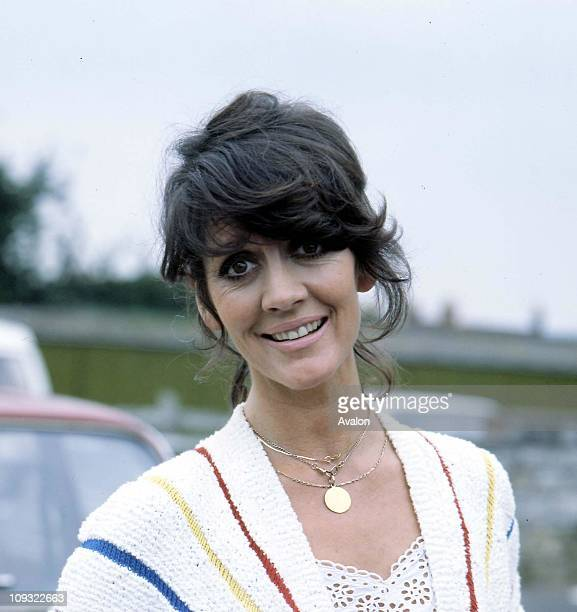 British Actress Amanda Barrie Stars in the BBC TV series 'L for Lester'