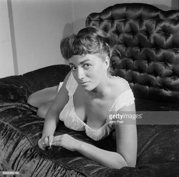 British actress and author Jackie Collins 12th August 1955