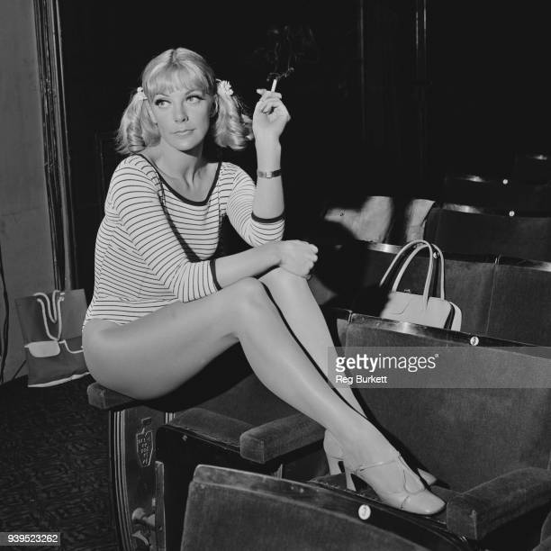 British actress and dancer Aimi MacDonald UK 18th July 1968