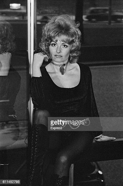 British actress and dancer Jenny LeeWright UK 31st March 1971