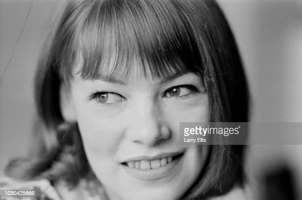 British actress and Labour Party politician Glenda Jackson, UK, 20th November 1964.