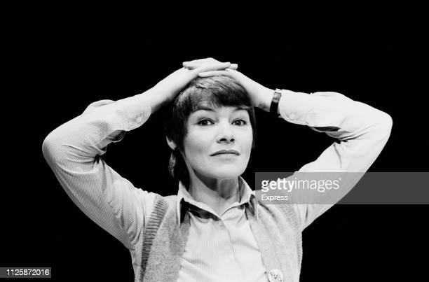 British actress and Labour Party politician Glenda Jackson, UK, 21st February 1980.
