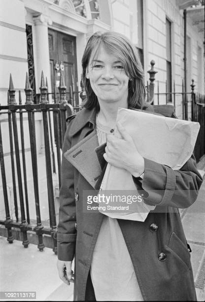 British actress and Labour Party politician Glenda Jackson, UK, 27th May 1975.