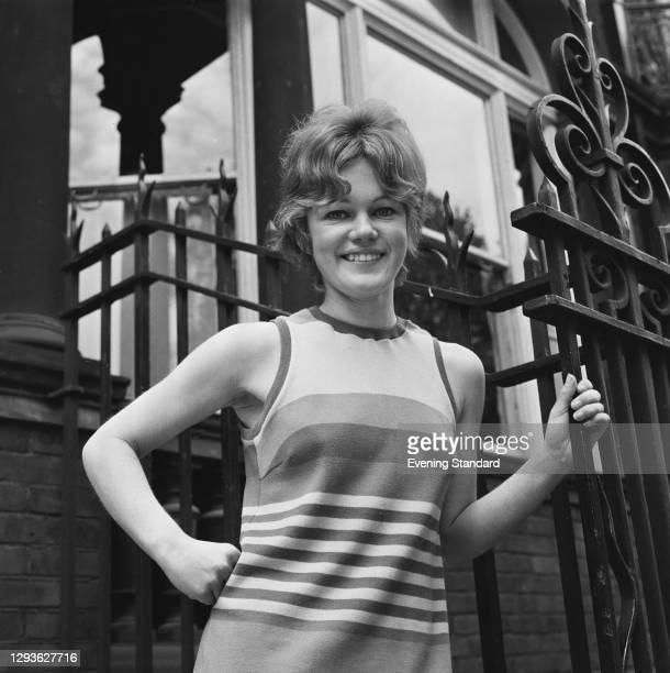 British actress and playwright Vickery Turner , UK, 19th May 1966.