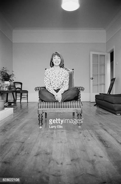 British actress and politician Glenda Jackson, 1964.
