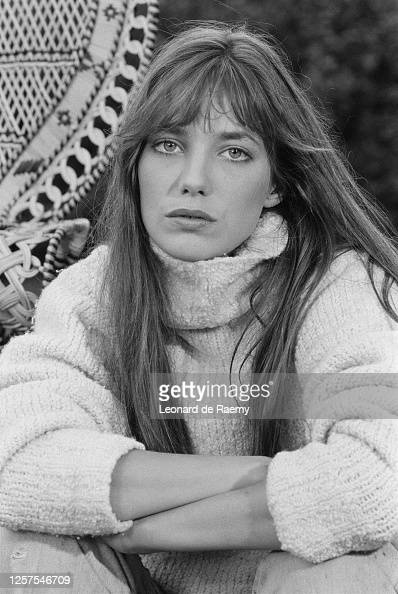 #phs.000715 Photo JANE BIRKIN 1974 Star