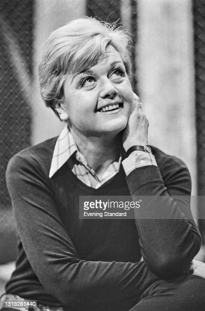 British actress Angela Lansbury in London, UK, March 1973. She is starring as Rose in the stage musical 'Gypsy' at the Piccadilly Theatre.