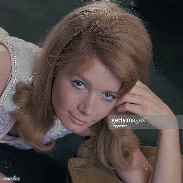 British actress Ann Bell in 1967.