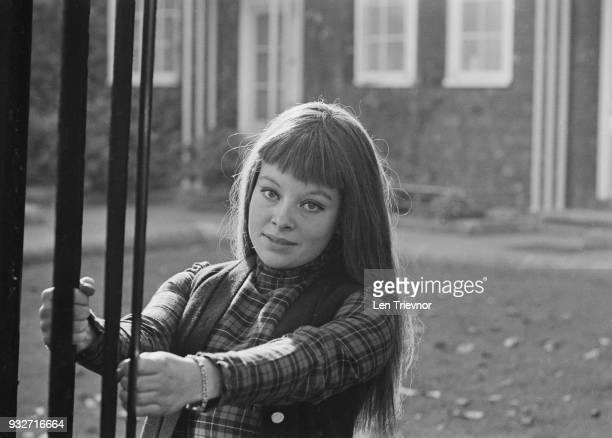 British actress Anna CalderMarshall UK 22nd October 1968