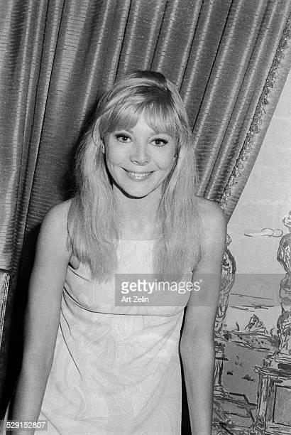British actress Barbara Ferris circa 1970 New York