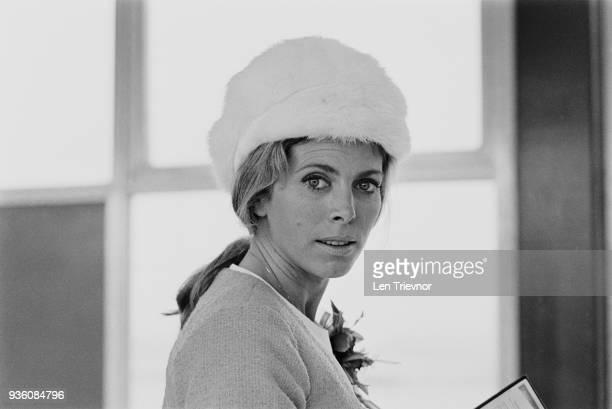 British actress Billie Whitelaw , UK, 19th November 1968.