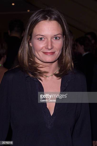 British Actress Catherine McCormack at the British Independent Film Awards at the Cafe Royal in London, October 25, 2000.