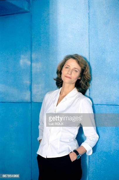 British actress Charlotte Rampling attends the Acapulco Festival