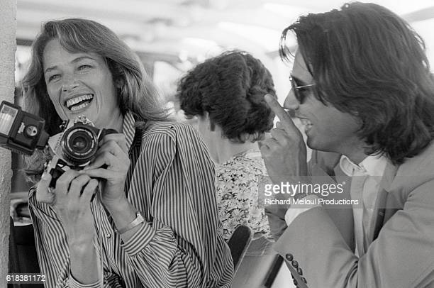 British actress Charlotte Rampling has been hired by Vogue Men to photograph the 1980 Winter collections Her husband the French musician JeanMichel...