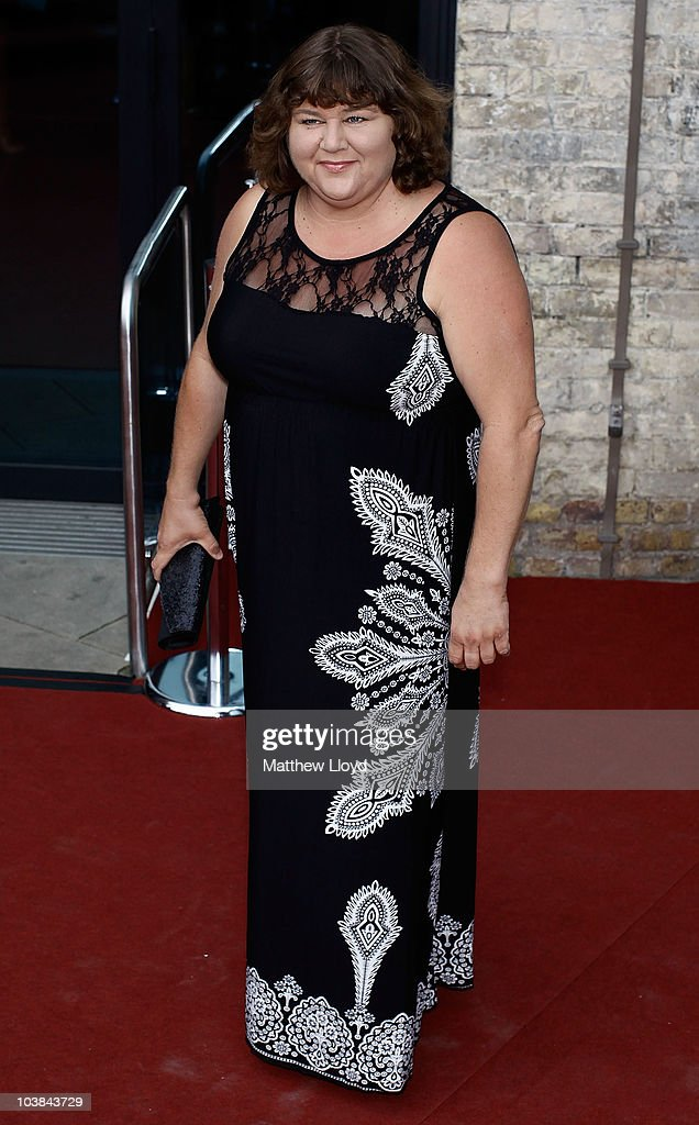 British actress Cheryl Fergison arrives at the National Lottery Awards 2010 held at the Camden Roundhouse on September 4, 2010 in London, England. The annual awards are presented to community members and groups for their work in UK Lottery funded projects.