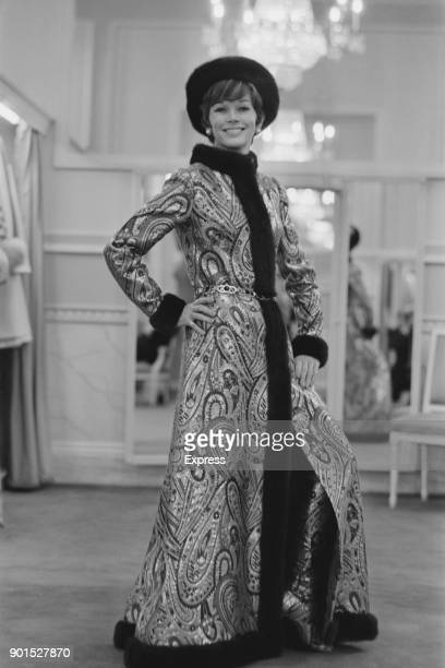 British actress Dawn Addams UK 27th September 1968
