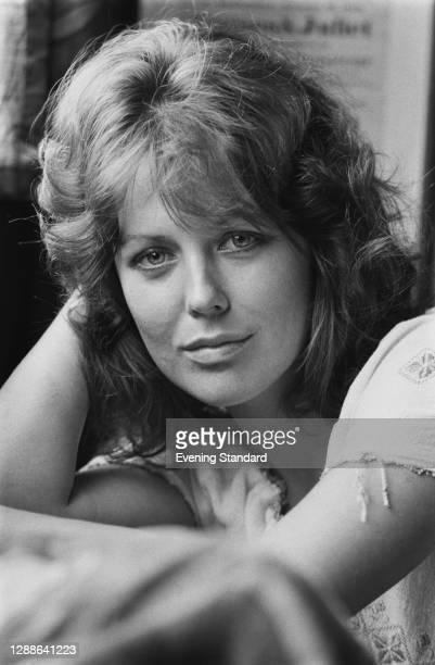 British actress Fiona Lewis, August 1971.