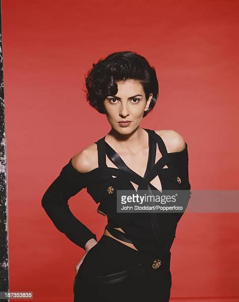 British actress Gina Bellman 1993