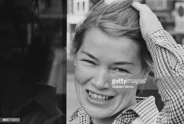 British actress Glenda Jackson, UK, 1st August 1978.